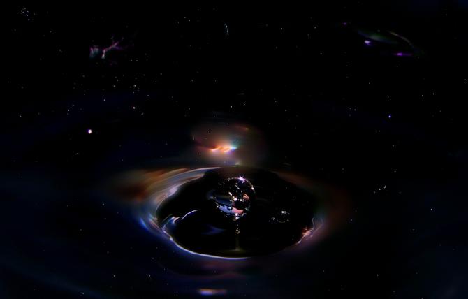 Galaxy of Drop