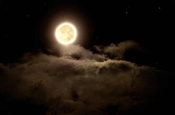 Moon like Sun  (3)